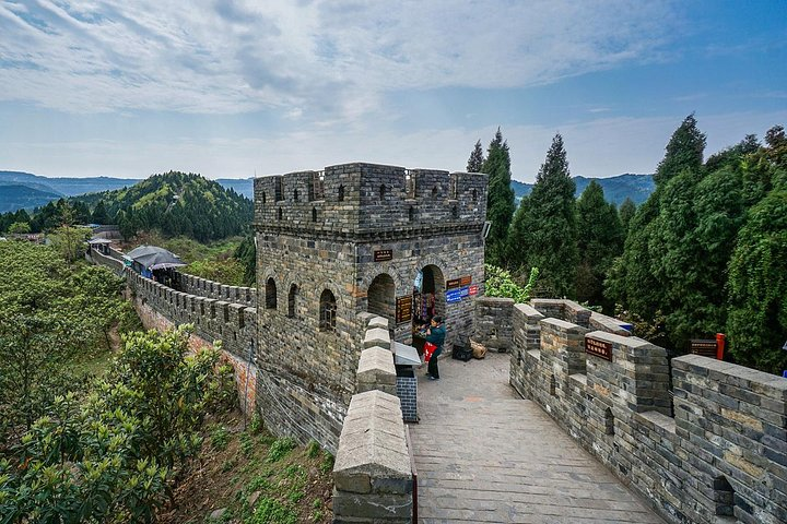 Jiankou to Mutianyu Great Wall Hiking Tour from Tianjin with Cable Car Ride, Tianjin, CHINA