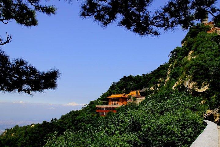 Tianjin Private Round Trip Transfer to Panshan, Tianjin, CHINA