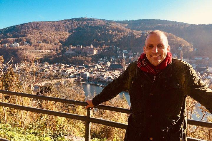 Heidelberg old Town Tour., Heidelberg, GERMANY