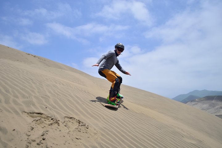 Sandboarding and Off Road in Lima, Lima, PERU