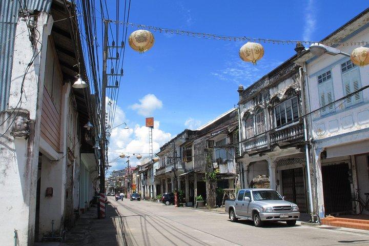 Private Tour: The Lost Zone Amazon & Old Town - Takuapa, Khao Lak, Khao Lak, TAILANDIA