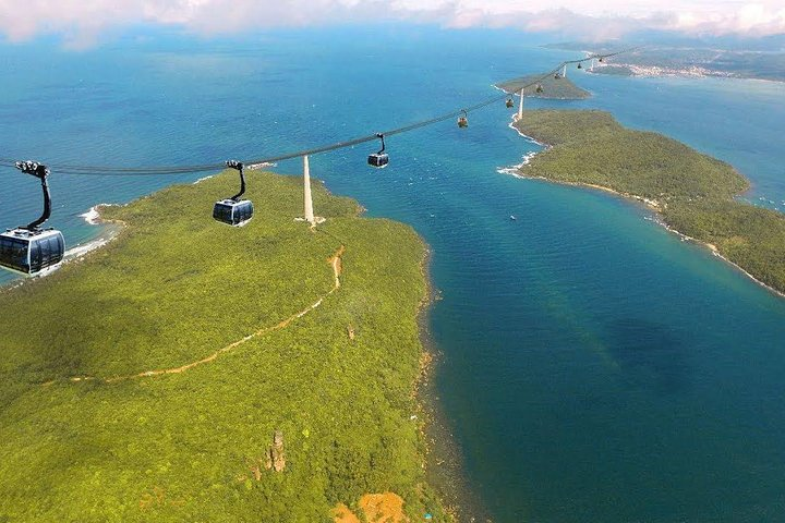 Phu Quoc full day with Cable Car and 3 islands, Phu Quoc, VIETNAM