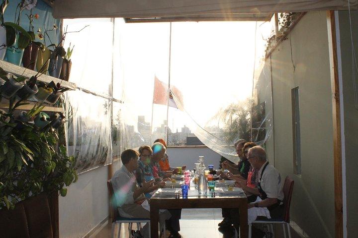 Aula de culinária peruana de 4 pratos, Lima, PERU