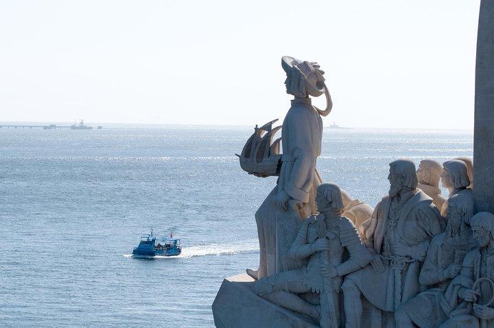 Paseo turístico en barco y autobús con paradas libres por Lisboa, Lisboa, PORTUGAL