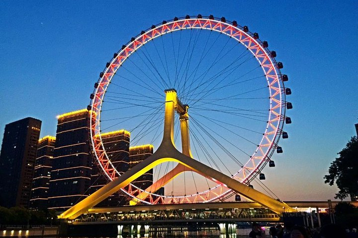 Flexible Tianjin City Highlights Private Day Tour with Lunch, Tianjin, CHINA