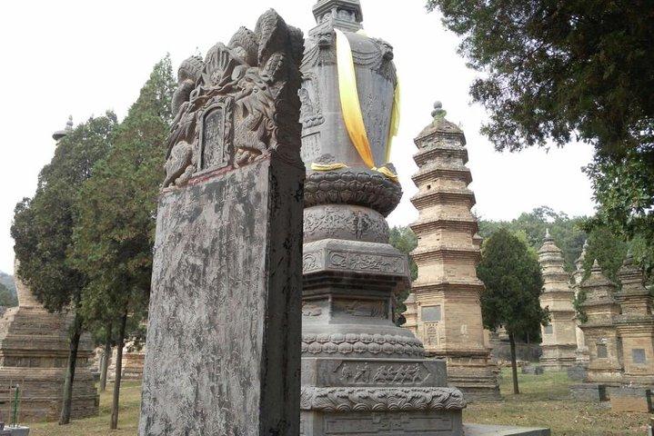 Private Tour to Zhongyue Temple and Shaolin Temple from Zhengzhou, Zhengzhou, CHINA