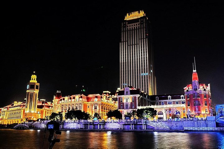 Private Tianjin City Night Tour with Haihe River Cruise, Tianjin, CHINA