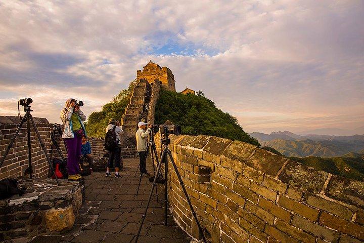 Tianjin Private Day Trip to Jinshanling Great Wall, Tianjin, CHINA