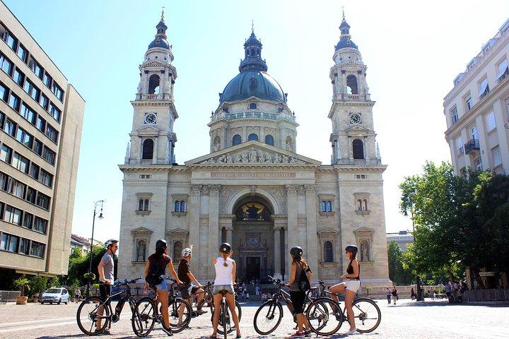 Budapest E-bike Tour, Budapest, HUNGRIA