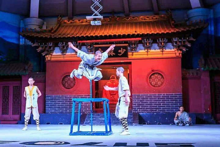 Private Independent Tour to Shaolin Temple from Luoyang, Luoyang, CHINA
