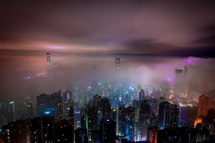 Private Arrival Transfer: Hong Kong Airport to Hong Kong Island or City Center, Hong Kong, CHINA