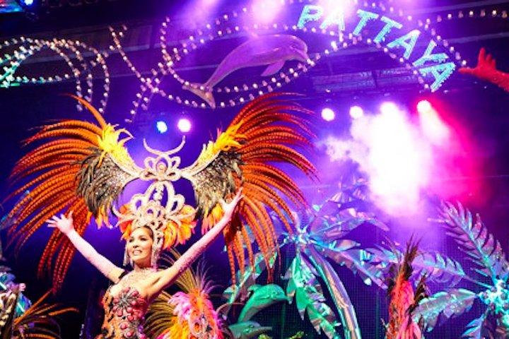 Tiffany's Cabaret Show, Pattaya, TAILANDIA