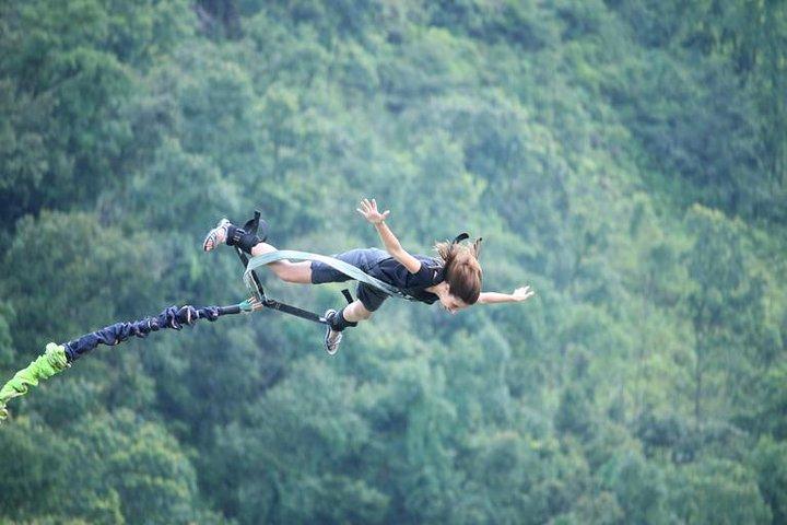 Bungee Jumping in Nepal - 1 Day, Katmandu, Nepal