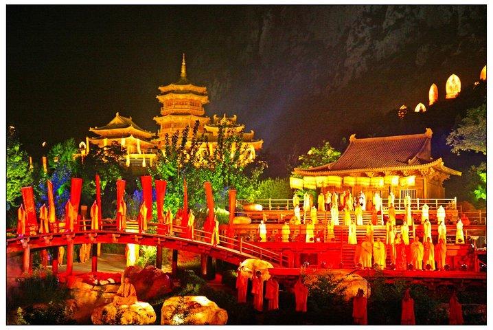 Private Tour to Songyang Academy and Shaolin Temple with Zen Music Ceremony from Zhengzhou, Zhengzhou, CHINA