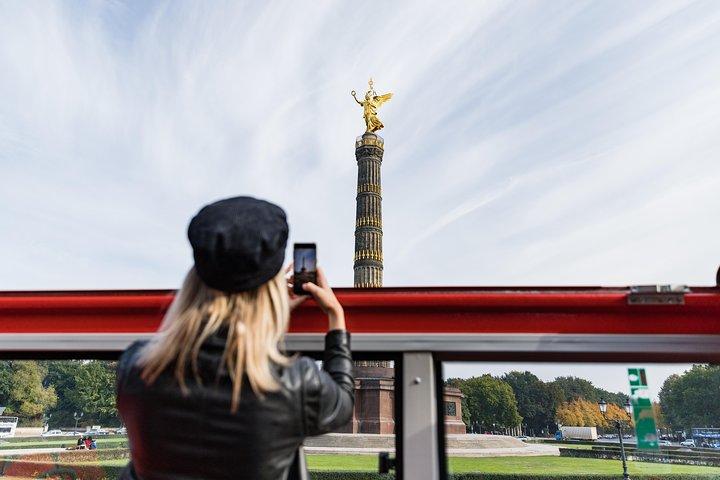 Recorrido por Berlín en autobús con paradas libres, Berlin, ALEMANIA
