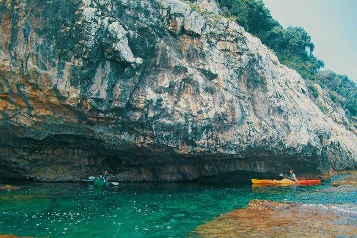 Sea Kayaking Tour 'East Coaster', Volos, GRECIA