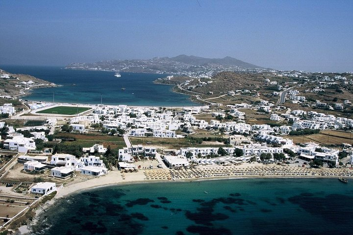 Famous Beaches and Bars - Duration 4 Hours, Miconos, GRECIA