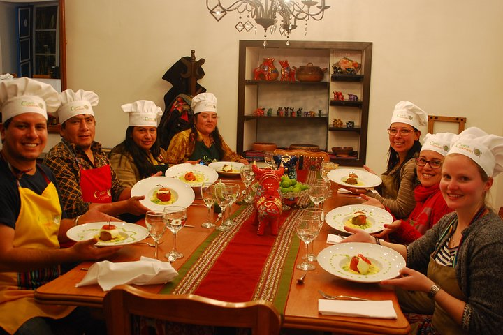 Peruvian Cooking Class and Local Market in Cusco, Cusco, PERU