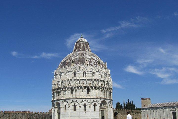 Private Tour: Historic Pisa by bike, Pisa, ITALIA