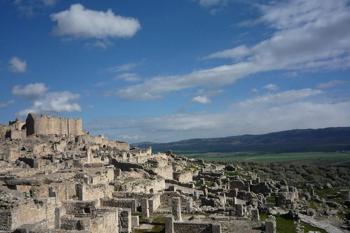 Dougga : The most intact site of North Africa, Tunez, Tunísia
