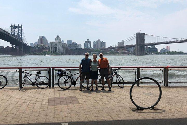 Manhattan and Brooklyn Bridge Bicycle Tour, Brooklyn, NY, ESTADOS UNIDOS