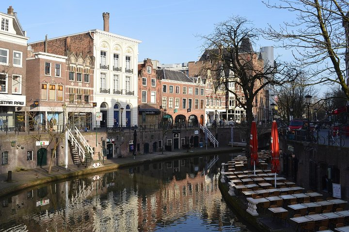 Utrecht Day Trip from Amsterdam with a Local: Private & Personalized, Utrecht, HOLANDA