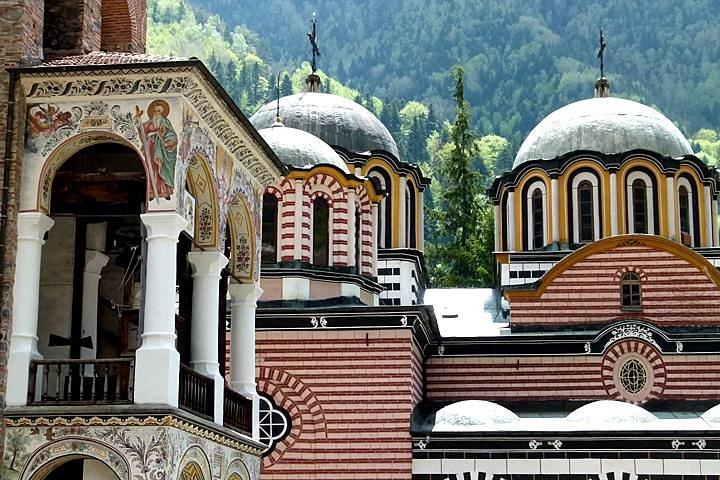 The Seven Rila Lakes & Rila Monastery, Sofia, BULGARIA