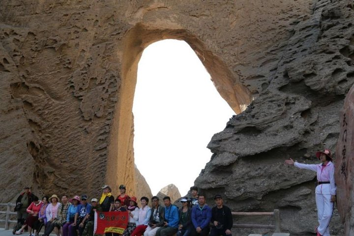 Private Round-Trip transfer to Shiptons Arch from Karshgar, Kashgar, CHINA