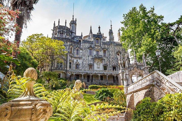 Excursión de medio día a Sintra desde Lisboa, Lisboa, PORTUGAL