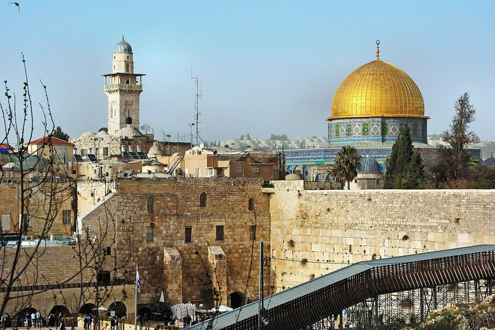 Day Tour of Jerusalem and Bethlehem Biblical Experience, Herzliya, ISRAEL