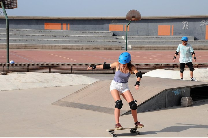 2-Hour Skateboard Course in Caleta de Fuste Fuerteventura, Fuerteventura, Spain