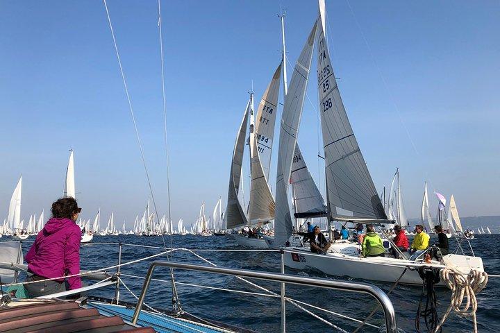 Barca a Vela easy nello straordinario Golfo di Trieste!, ,