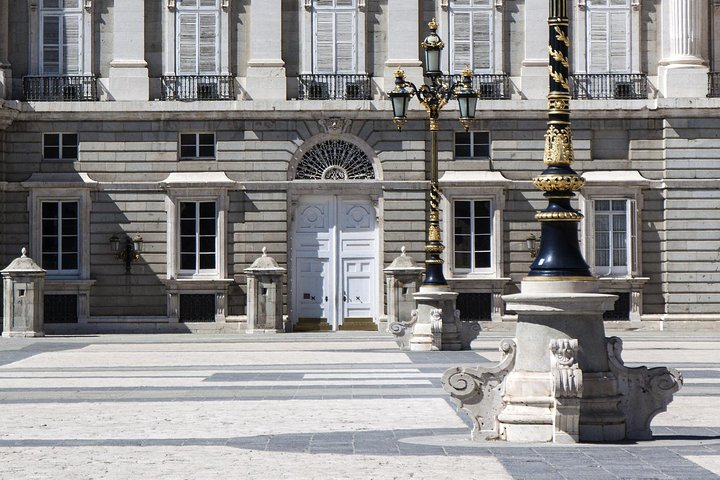 Entrada Evite las colas a primera hora del Palacio Real de Madrid, Madrid, ESPAÑA