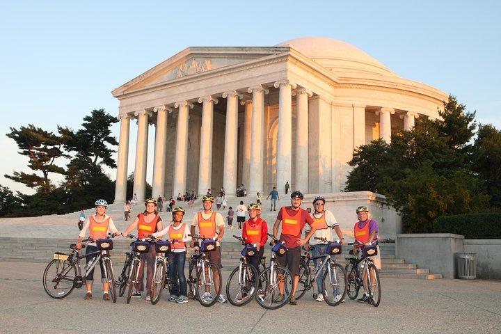 Washington DC Sites at Night Bike Tour, Washington DC, ESTADOS UNIDOS