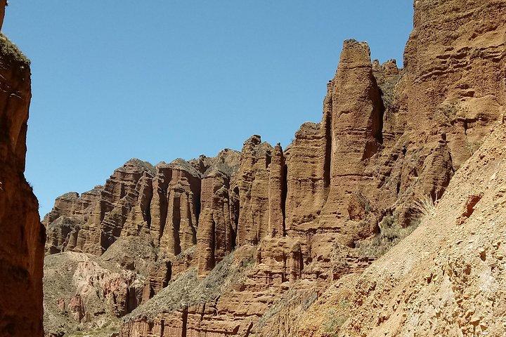 La Paz - and The Palca Canyon, La Paz, BOLIVIA