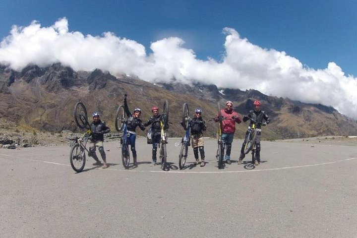 4-Day Jungle Adventure to Machu Picchu: Biking, Ziplining, Rafting and Hiking, Cusco, PERU