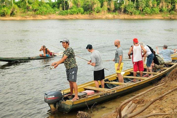 5-Day Amazon Manaus Jungle Adventure, Manaus, BRASIL
