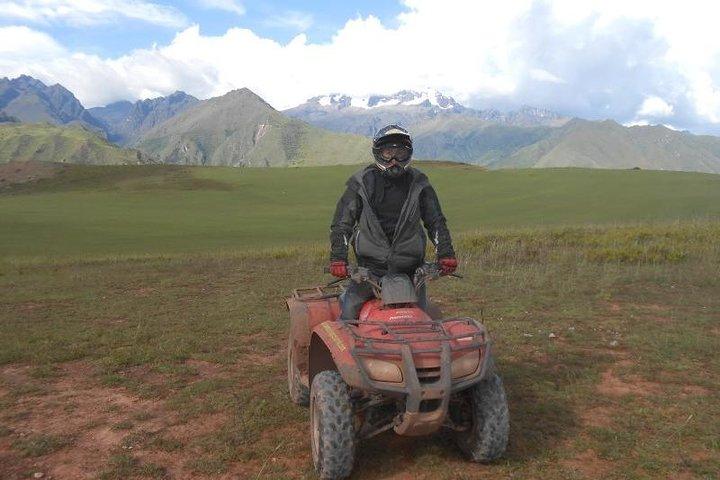 Sacred Valley 4x4 Quadbike Adventure from Cusco, Cusco, PERU