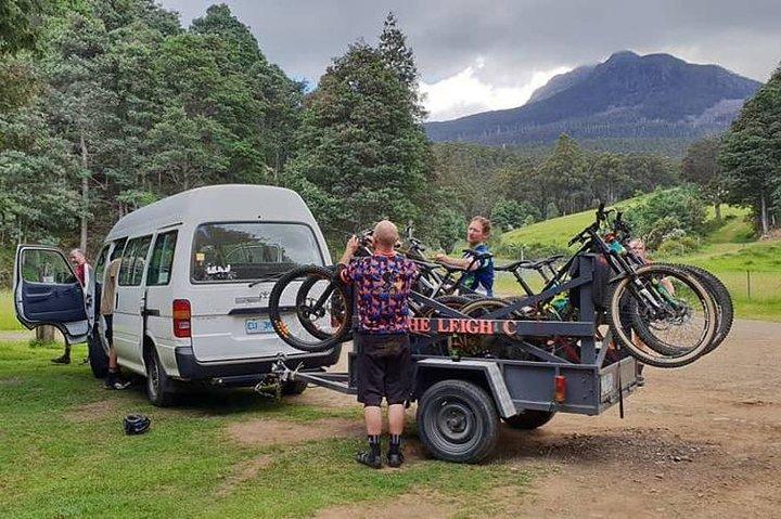 Ride The Mountain, Hobart, AUSTRALIA