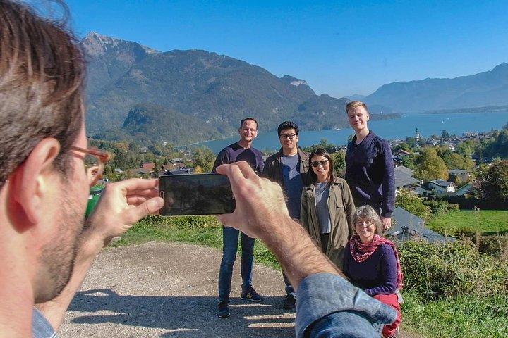 Escapada de un día para grupos pequeños a Salzburgo y la región de los lagos desde Viena, Viena, AUSTRIA