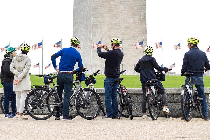 Monumental Electric Bike Tour, Washington DC, ESTADOS UNIDOS