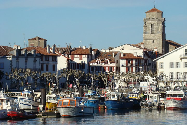 Biarritz, Bayonne & Basque Country Sightseeing : Private Driving Tour, Biarritz, FRANCE