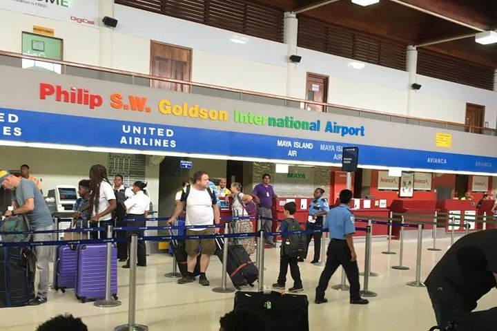Belize Travelcation Airport Shuttle & Transfers, Ciudad de Belice, BELICE