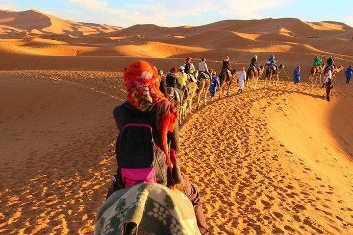 3 days Desert tour from Fez to Marrakech via Merzouga, Fez, MARRUECOS