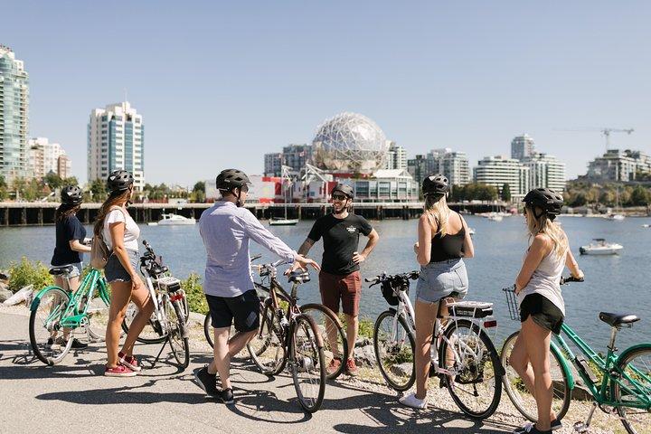 Excursão de bicicleta pelos destaques de Vancouver - o Grand Tour, Vancouver, CANADÁ