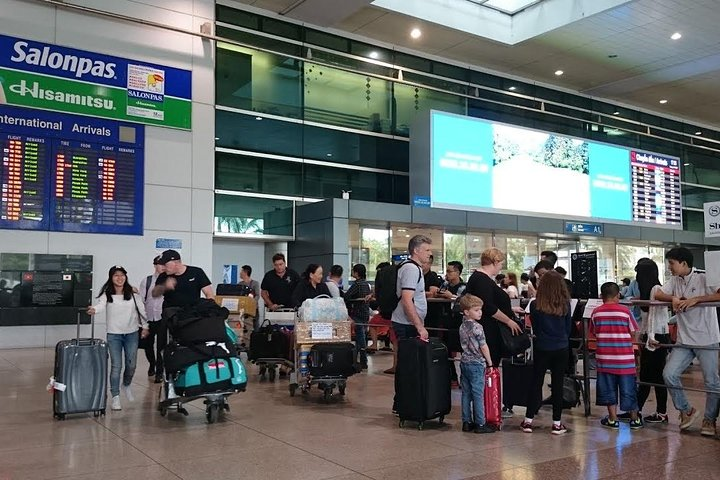 Tan Son Nhat International Airport Transfer, Ho Chi Minh, VIETNAM