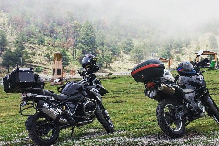 Ride a Motorcycle and Discover a Majestic Volcano, Ciudad de Mexico, Mexico