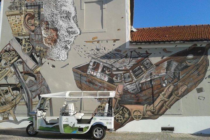 Lisbon: Half Day Sightseeing Tour on a Private Electric Tuk Tuk, Lisboa, PORTUGAL