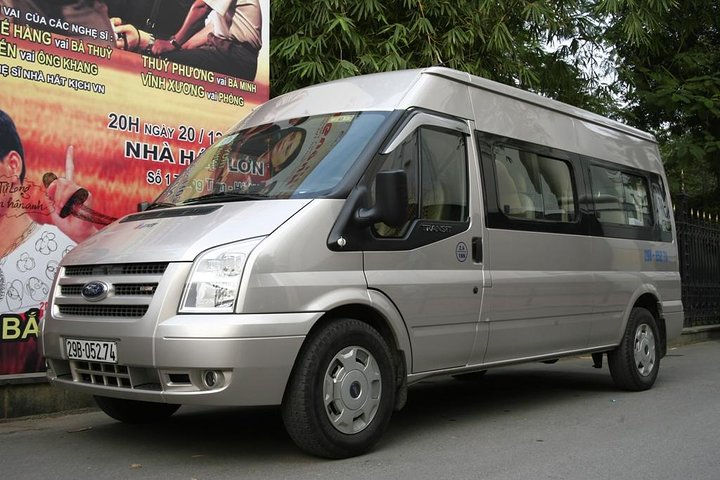 Transfer from Phu Quoc Airport to hotel in Ong Lang beach, Phu Quoc, VIETNAM