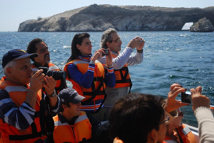 Excursão de dia inteiro nas Linhas de Nazca e Ilhas Ballestas, Lima, PERU